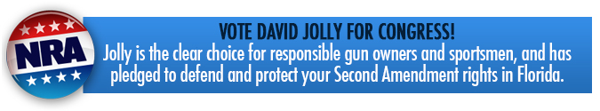 Vote David Jolly for Congress