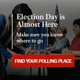 Find My Polling Place