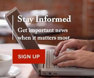 Stay Informed 18