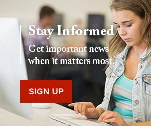 Stay Informed 14