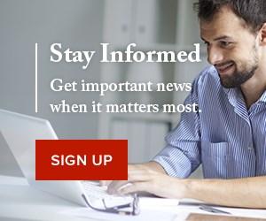Stay Informed 11